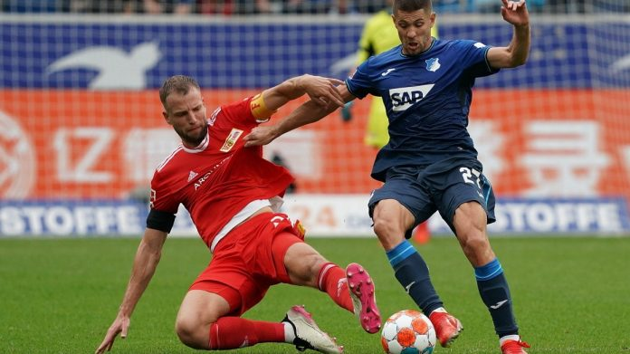 German Football League: Hoffenheim missed the top of the table