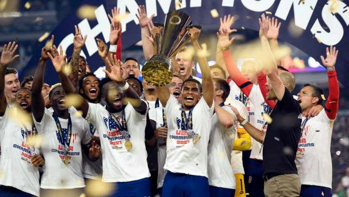 Gold Cup: Three more minutes into extra time - then hit the USA