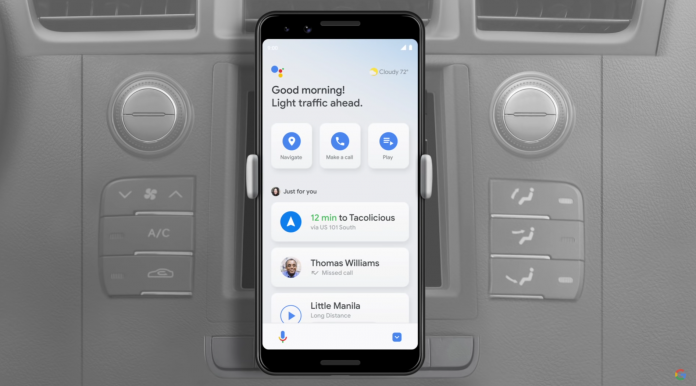 Google is exiting the Android Auto mobile app