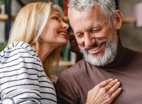 Having a good listener avoids cognitive decline