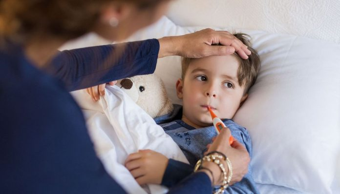 How Covid-19 could become a childhood disease
