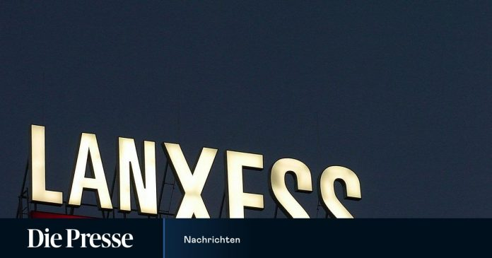 Lanxess takes over the business from the US IFF Group