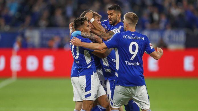 Liberation against Fortuna: Terodde calms Schalke's minds