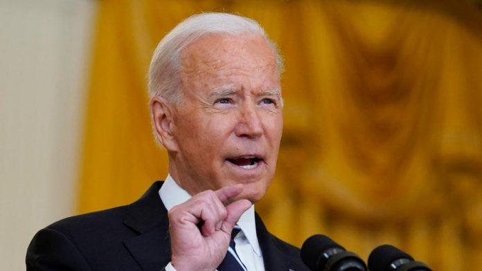 Live video in Afghanistan: Biden calls 'chaos' in Kabul inevitable