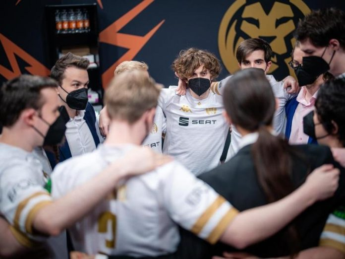 MAD Lions forces G2 into the bottom bracket of LEC Qualifiers    free press