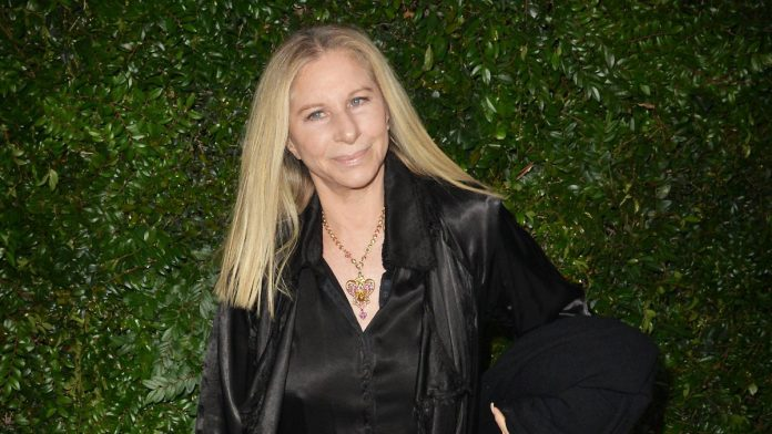 Originally played: Streisand is frustrated by