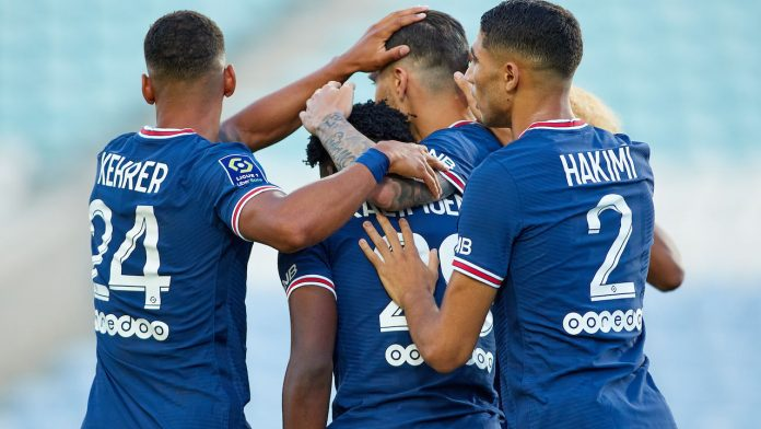 PSG struggles to win against newcomers - Football - International