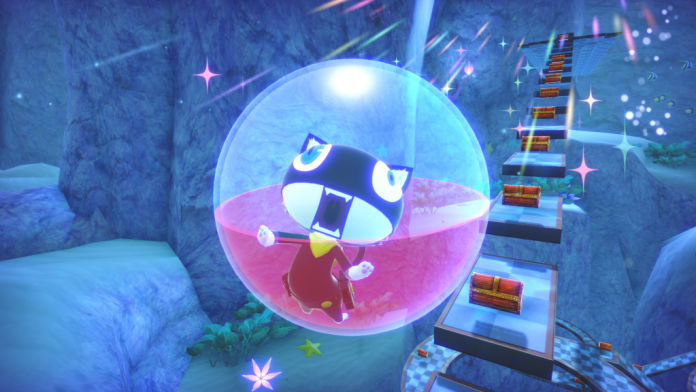 SEGA sends Morgana from Persona 5 to monkeys • Nintendo Connect