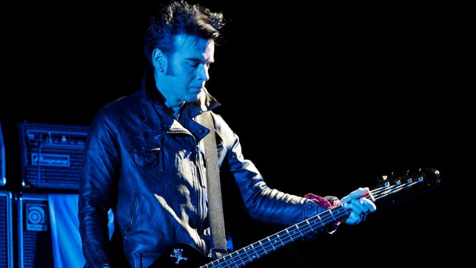 Simon Gallup is leaving The Cure