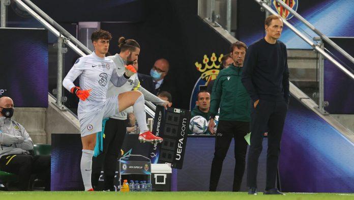 Super Cup: Chelsea beat Villarreal on penalties