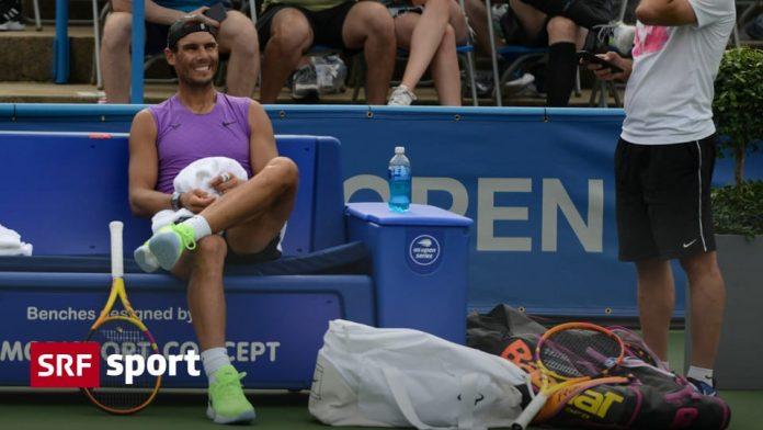 Tennis news - Nadal must fit in in Toronto