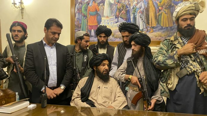 The German Federal Intelligence Service (BND) strongly underestimated the Taliban - BILD reveals government protocol - foreign policy