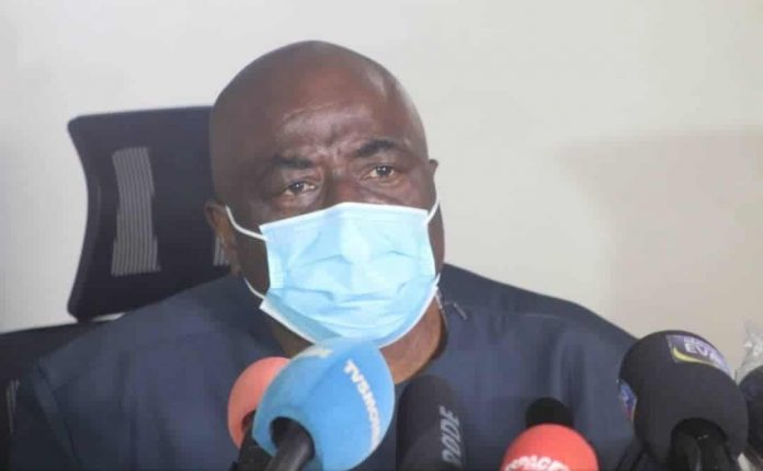 """""""The vaccine used against Ebola can also be used against the Marburg virus"""" (Remy Lamah)"""