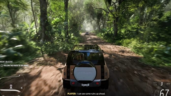 This is the complete map from Forza Horizon 5 • Eurogamer.de