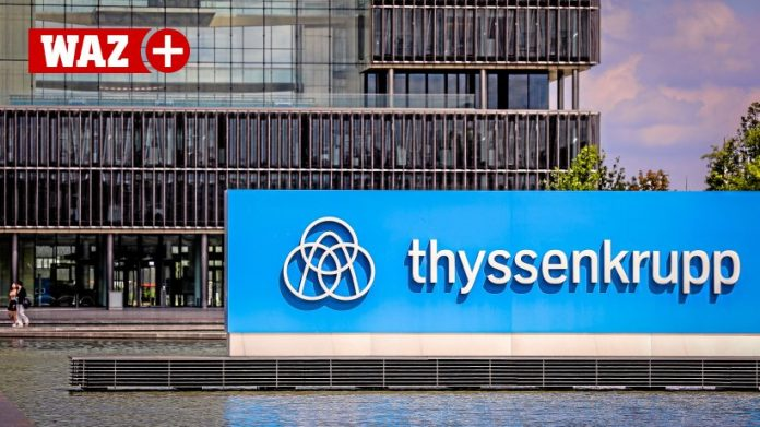 Thyssenkrupp sells infrastructure division with 480 jobs