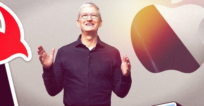 Tim Cook has something else to do