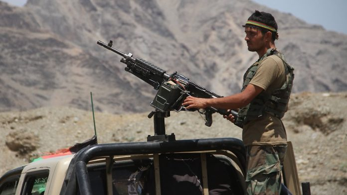 US military launches air strikes: Taliban likely to invade provincial capital