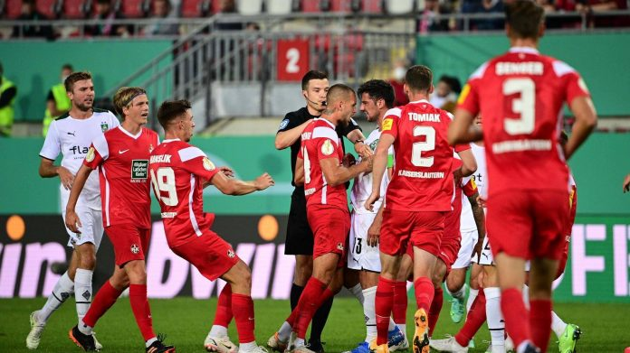 Victory in the Classics - Gladbach wins a heated battle in Luthern