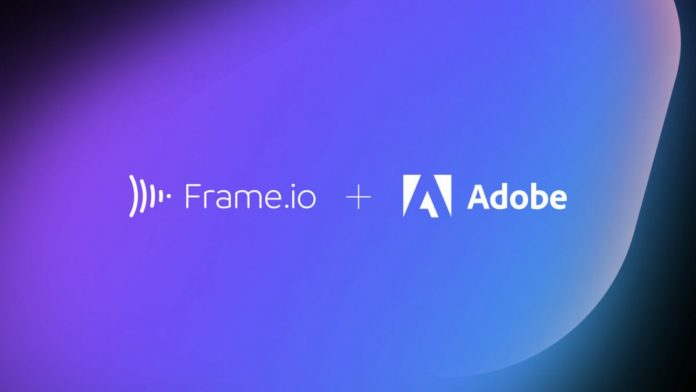 Video editing: Adobe acquires Frame.io |  Hayes Online
