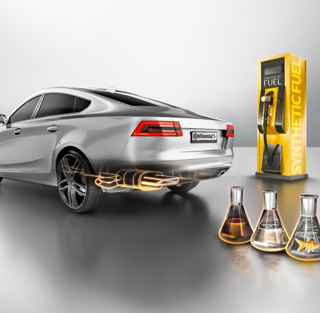 Electric Vehicle Dictionary: E-Fuel - No Competition