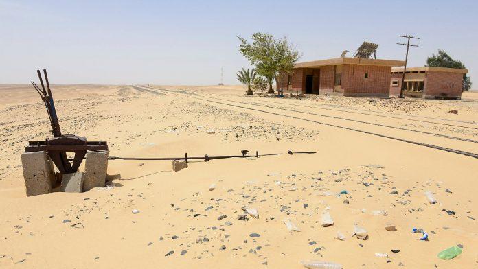 Billions on demand from Egypt: Siemens builds