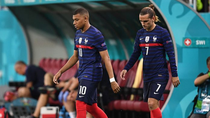 France fails World Cup qualifiers against Bosnia and Herzegovina