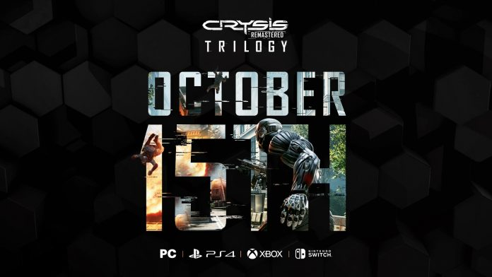 Trilogy will be released on October 15, 2021
