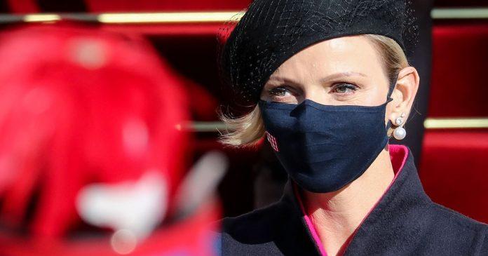 Princess Charlene of Monaco is temporarily in hospital