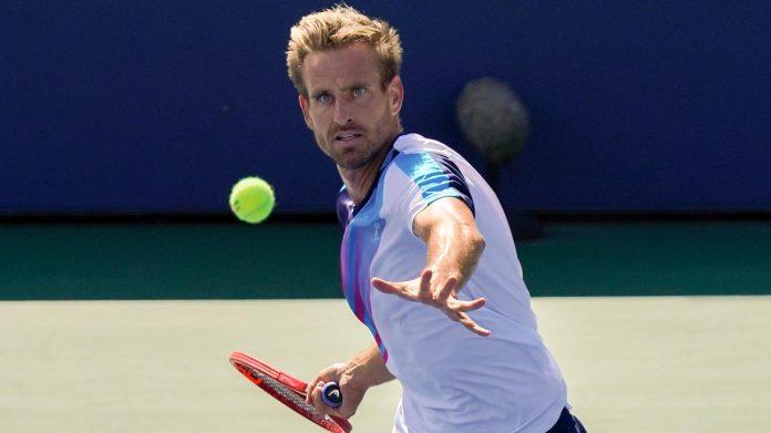 Nobody in German tennis gets Peter Gojowczyk to the last 16