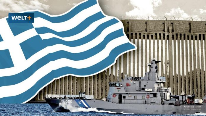 Greece: Europe's shield against refugees