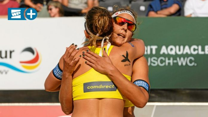 Bieneck/Schneider: Tears after a DM-Aus isn't just for them