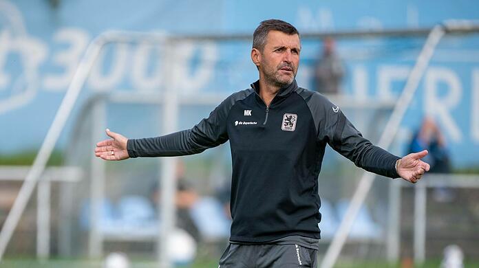 TSV 1860 Instructor: Michael Kollner.