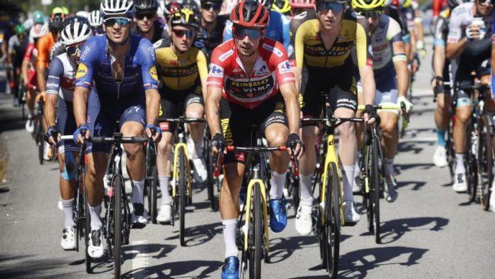 Tour of Spain: Roglic before Volta's overall win