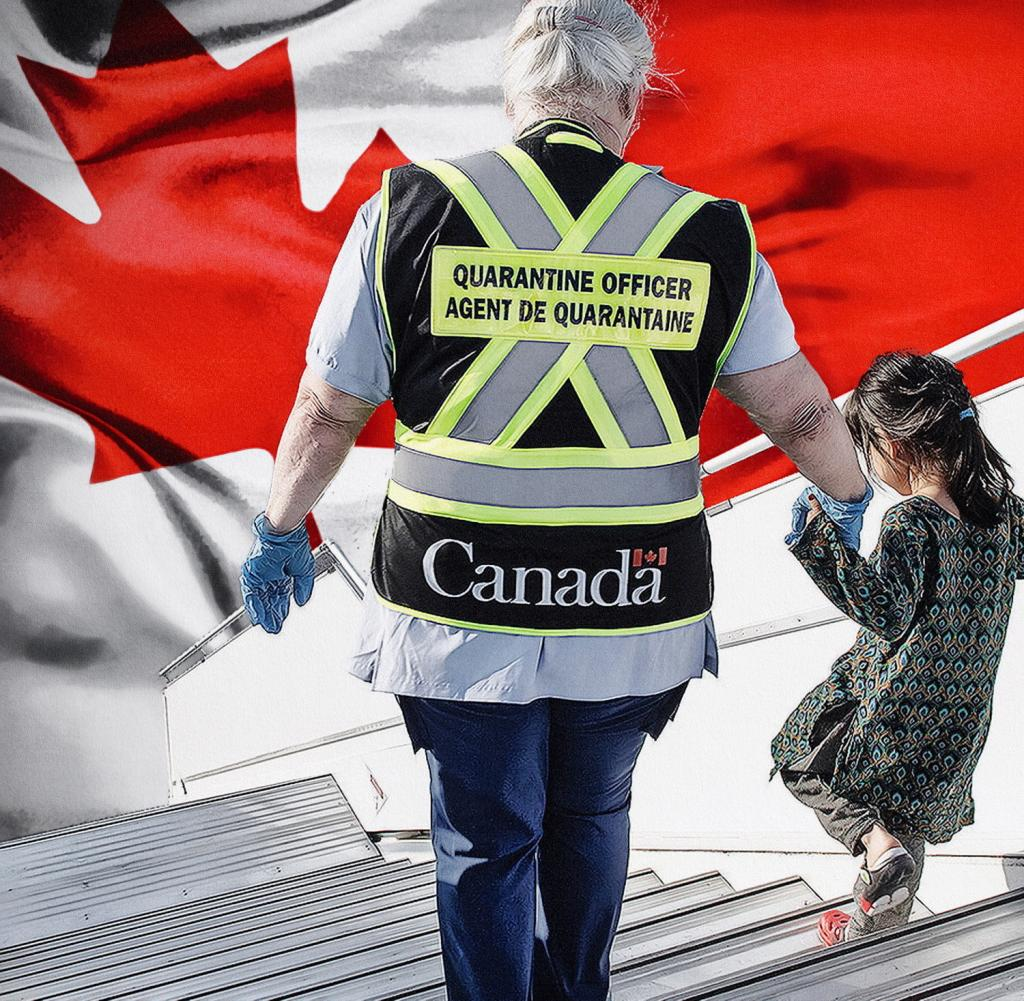 Canada receives refugees and economic immigrants in a purposeful way - and at the same time shows cruelty