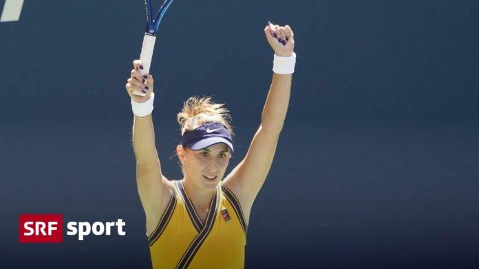 US Open quarter-finals - Bencic battles Swiatek after first-class battle - Sports