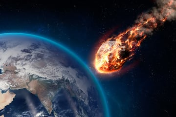 """Asteroids and meteorites: a danger to Earth?  must asteroid """"shoot"""" will"""