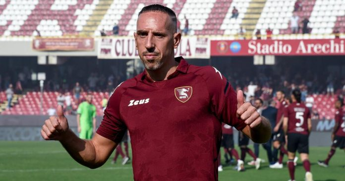 Relegation battle underway in the Champions League: Franck Ribery finds a new club