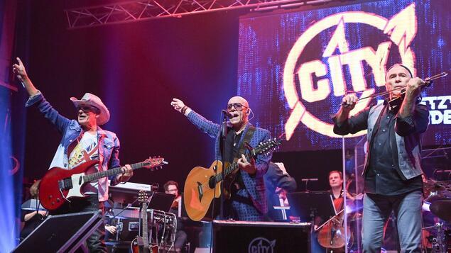 Celebrating 50th Anniversary: The rock band Berlin City bid farewell - Berlin