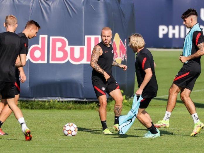 RB Leipzig's Man City Challenge - Angeliño in Focus |  free press