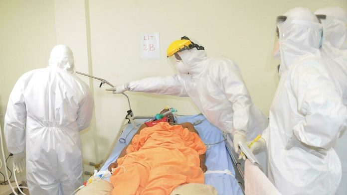 Guinea: The end of the first episode of Marburg virus in West Africa