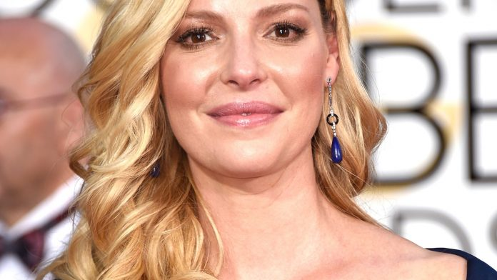 Katherine Heigl reveals the reason behind the release of