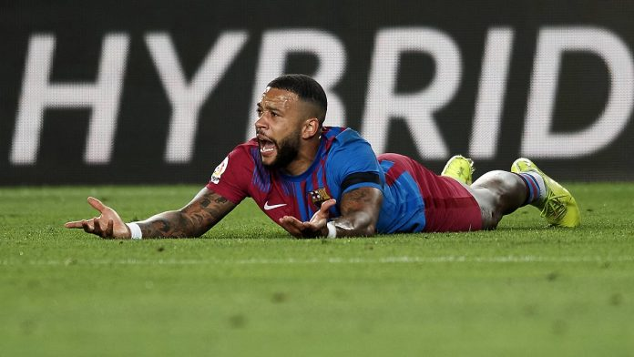 Whistles despite last minute goal: Without Messi, Barcelona is still in crisis