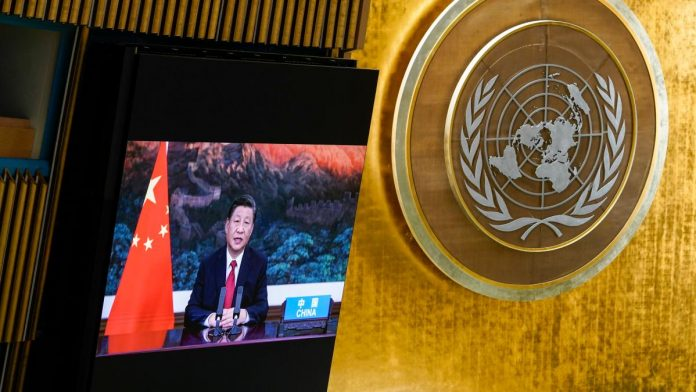 United Nations General Assembly: Europe and the United States argue - China seizes its opportunity