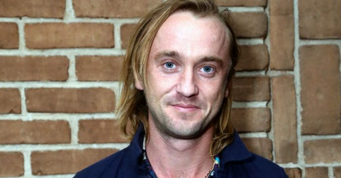 'Harry Potter' star Tom Felton: Collapsed at a golf tournament