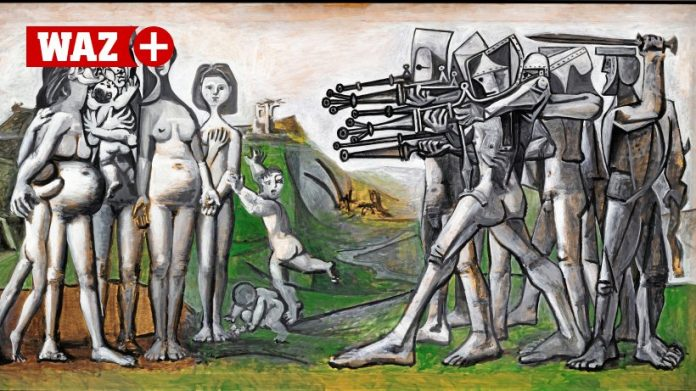 The Divided Picasso: An Exhibition With Great Cognitive Powers