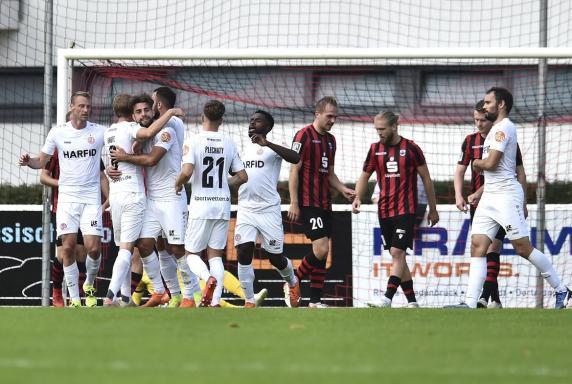 6. Sieg in Serie: RWE festigt vor Derby gegen RWO die Tabellenführung
