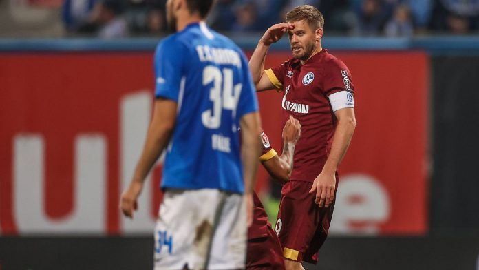 Rostock not taking chances: Tyrod's 10th goal gives Schalke the win