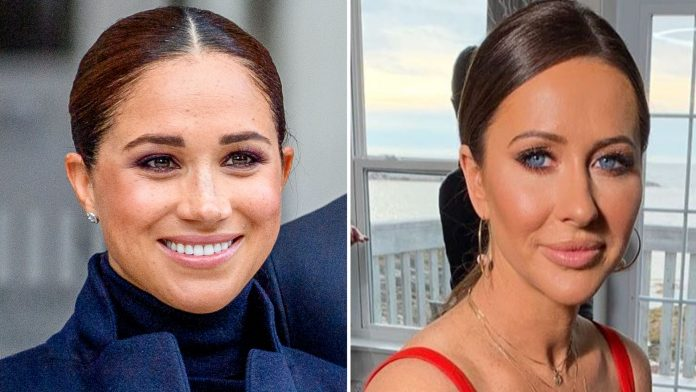 Reunion?  Ex-Duchess Meghan's ex Jessica is in New York too!