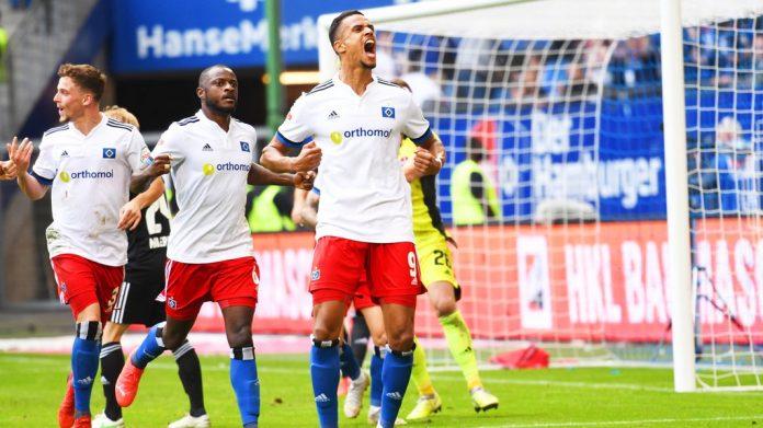 Glatzel twice with Brains - HSV plays 2-2 against Nuremberg    NDR.de - Sports