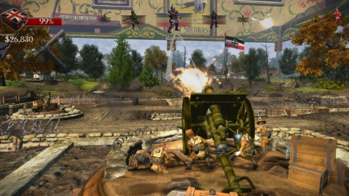 Toy Soldiers HD: Release der Neuauflage ein weiteres Mal verschoben
